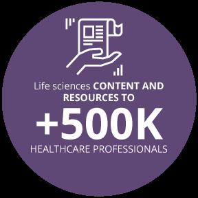 +500K HealthCare Professionals
