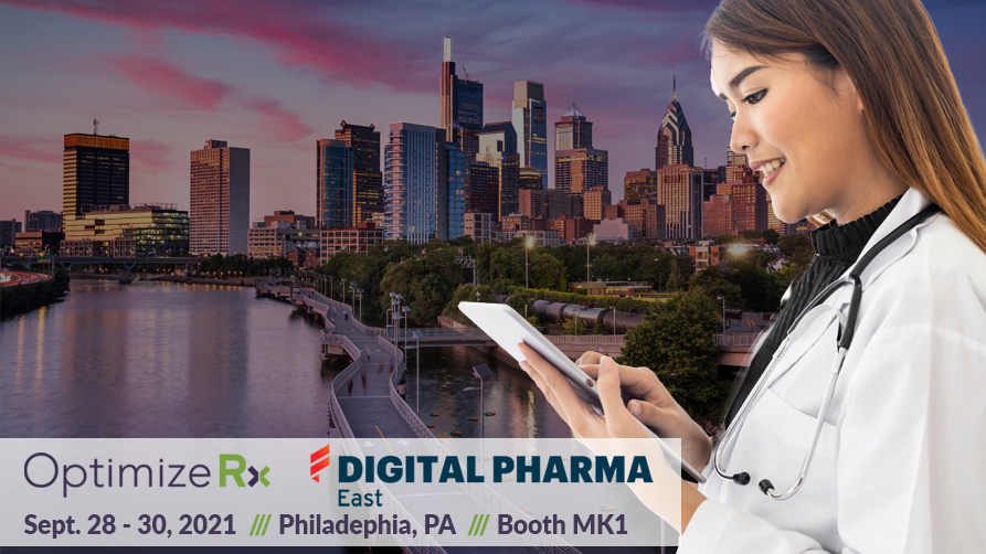 Featured Image for We're Attending Digital Pharma East