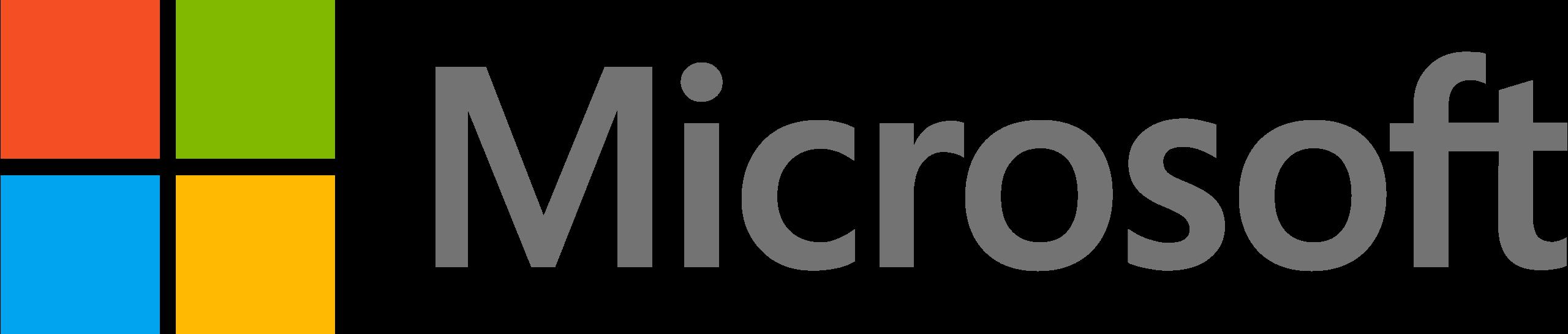 Logo for Microsoft